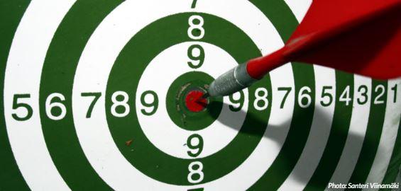Atteindre la cible à l'aide des biomarqueurs